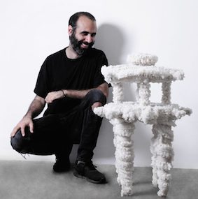 Erez Nevi Pana: diseño vegano, del Mar Muerto a Art Bassel
