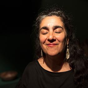 Roxana Amarilla: develar la trama invisible