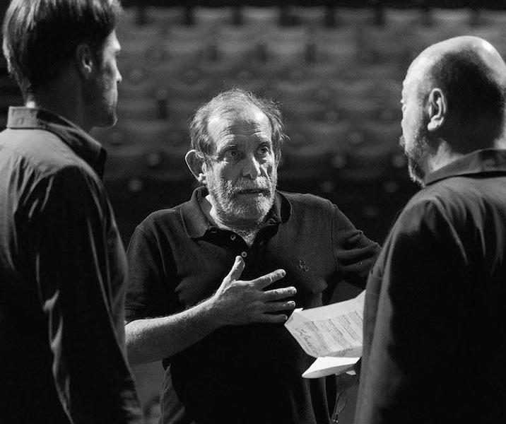 Rubén Szuchmacher: la captura del proceso teatral