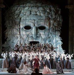 Noche de Ópera en el MET online