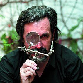 Enrique Longinotti y la inquietud por la forma