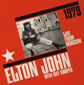 Música: Live from Moscow (1979), Elton John