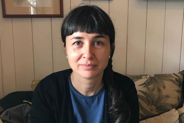 Ruth Estévez: