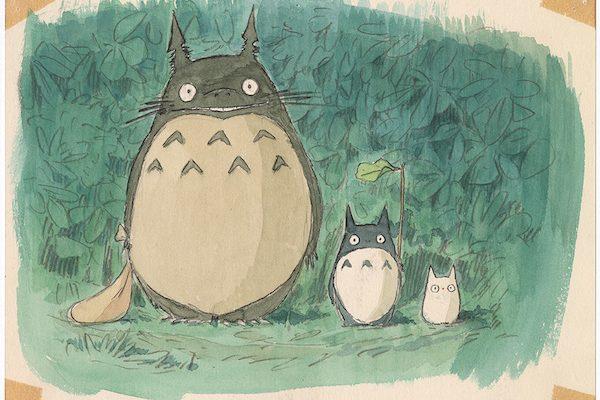 Siete momentos para volar con Miyazaki