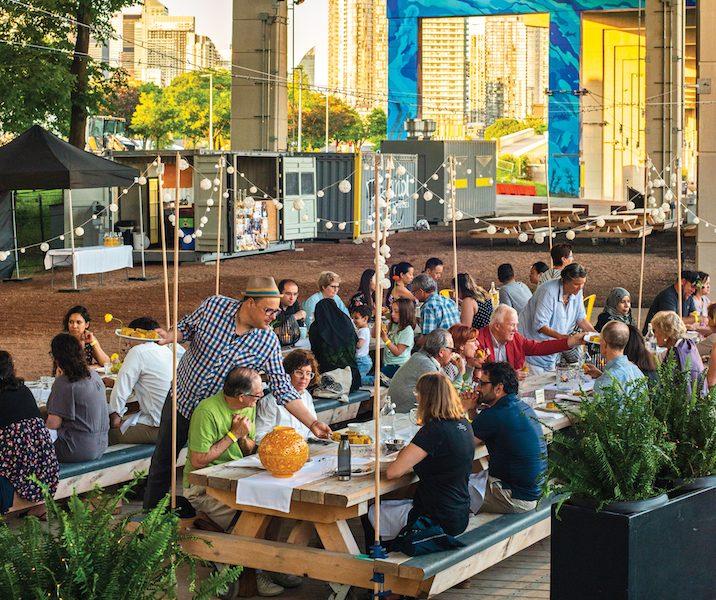 Urbanismo y sentidos: el sabor cultural